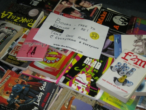 bookcrossingstallpic